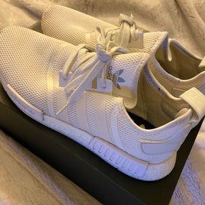 Adidas NMD White Men's Size 13